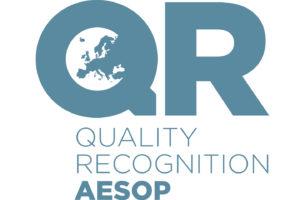Prestiżowy certyfikat AESOP QR dla gospodarki przestrzennej